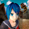 Anime Town | 3D Manga Fighting Game vs Dragon Wiki
