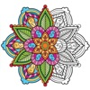 Colorjoy: Coloring Book For Adults and Kids
