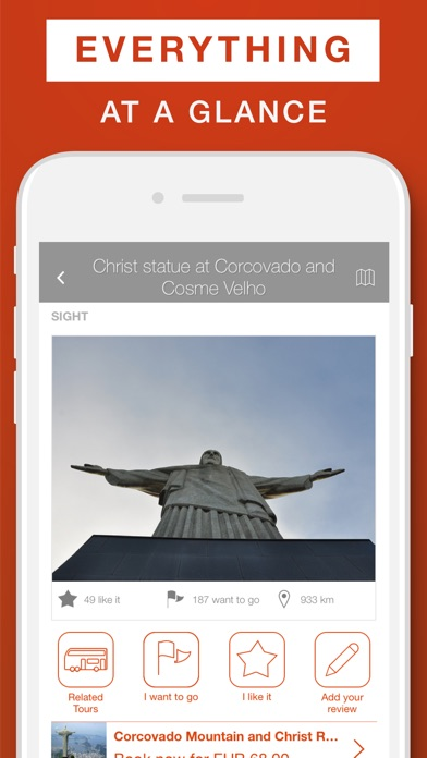Brazil - Travel Guide & Offline MapScreenshot of 3