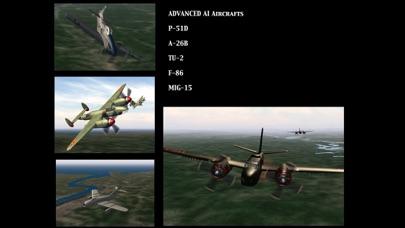 Screenshot #8 for GSIII - Flight Simulator - Heroes of the MIG Alley