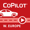 CoPilot Western Europe - Offline Sat-Nav & Maps