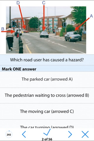 UK Motorcycle Theory Test screenshot 4