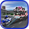 Bike - Transport Truck bike race