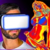 Virtual Reality - Thermal Camera prank