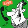 Juasapp Live - Canulars Téléphoniques en Direct
