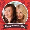Women's Day Photo Frames & Photo Editor fuk women