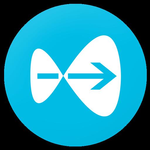 Runecats Flick - Wireless file & text sharing app