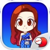 Pissamai Costume Stickers & Keyboard By ChatStick