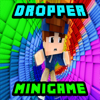 MEGA DROPPER MINIGAME MAPS FOR MINECRAFT PE