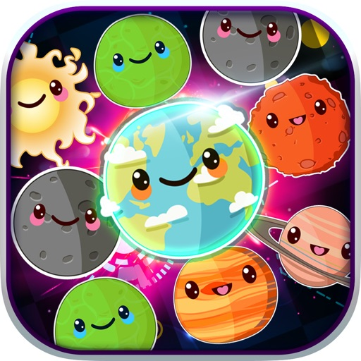 Match Three Puzzles at The Galaxy Space App Ranking & Review
