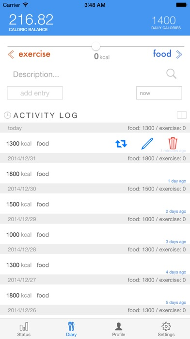 download ChronoBurn Calorie Counter apps 3