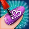 Nail Art Manicure Studio- Beauty Salon Nail Design