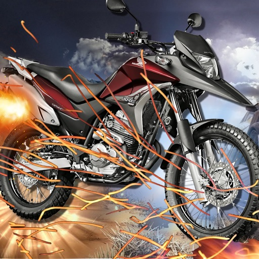 Adrenaline Classic Chase: A 3D Motorcycle Turbo iOS App