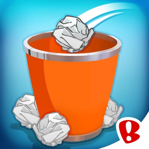 Paper Toss—扔纸团