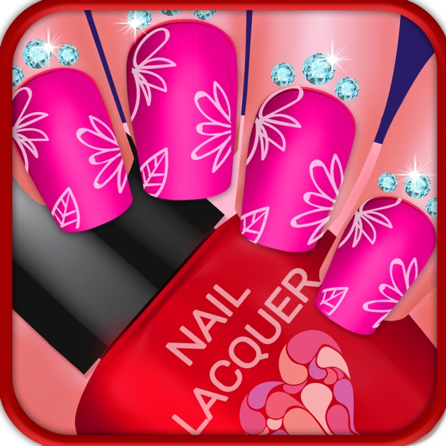 Nail Girl Games: Nail Art Games For Girls On The App Store