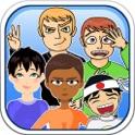 Real Emotion Texting Your Big Emoji & BitEmoji App icon