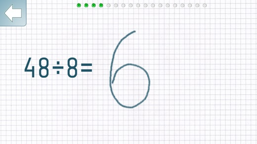 Division Math Trainer Screenshots