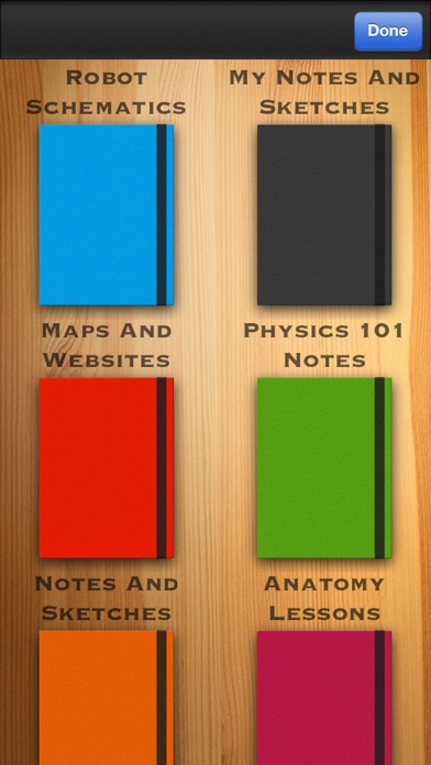 Sketchworthy - Notes, Sketches, and Ideas Screenshot