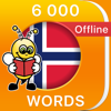 6000 Words - Learn Norwegian Language & Vocabulary