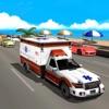Ambulance Highway Traffic Racer