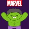 Marvel Stickers: Hero Mix 앱 아이콘 이미지