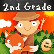 Animal Math Second Grade Math Games for Kids Math [iOS]
