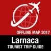 拉纳卡 旅遊指南+離線地圖