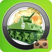 VR Tank Shooter for Google Cardboard