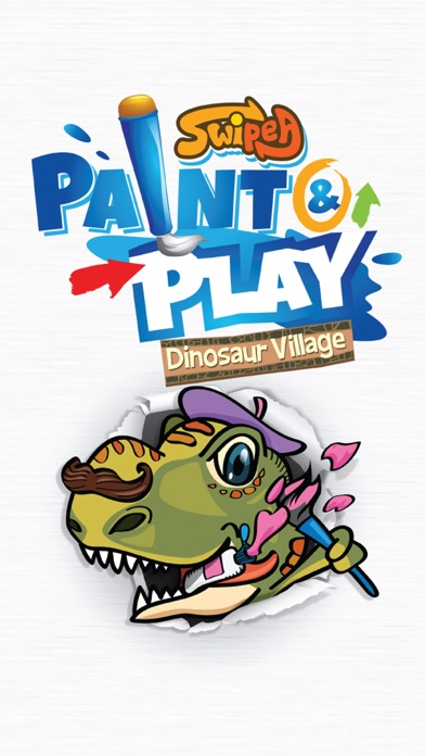 Paint & Play: Dinosaur Train Screenshots