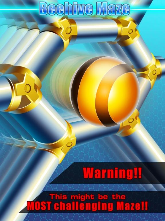 Beehive Maze Screenshot