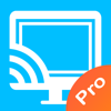 Video & TV Cast Pro for Samsung Smart TV + Blu-ray