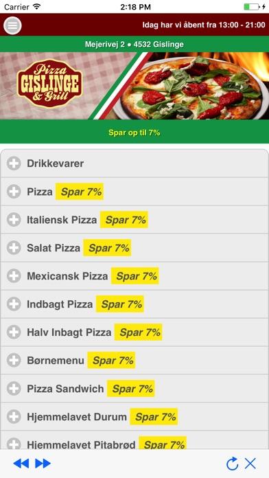 gourmet pizza brøndby