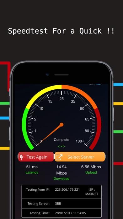 Internet Speed Test 3G,4G,Wifi App Download