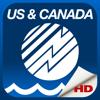 Boating US&Canada HD - Navionics