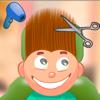 Child game / hair cut