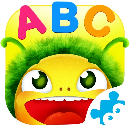 Yum-Yum Letters: handwriting for kids, abc tracing