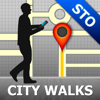 Stockholm Map and Walks, Full Version