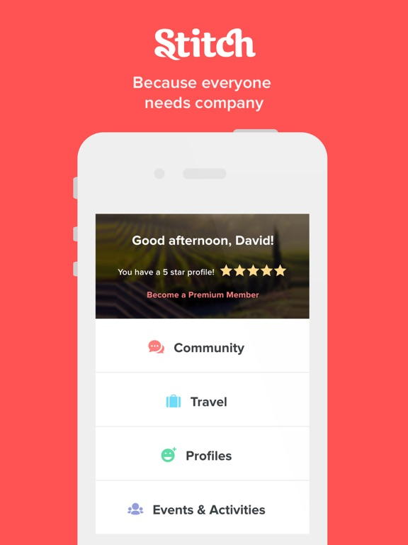 Oasis dating mobile app — 15