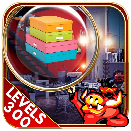 Office Box Collection Hidden Object Game Challenge iOS App