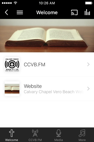 Calvary Chapel Vero Beach screenshot 1