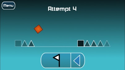 Screenshots of The Impossible Game for iPhone