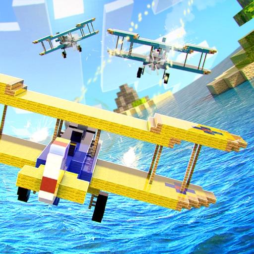 airplane craft war flight combat simulator