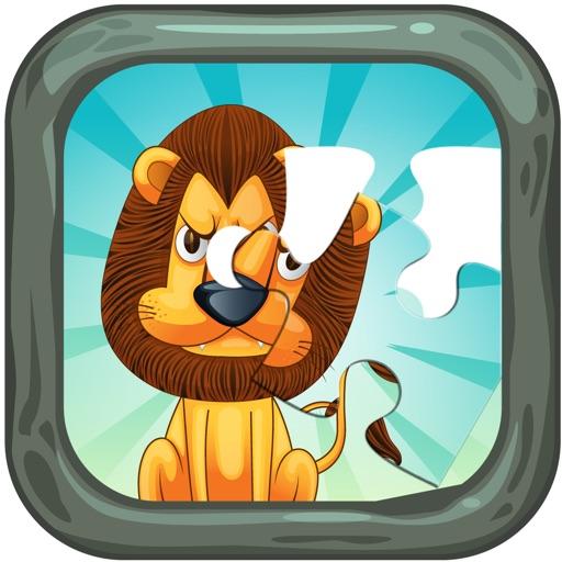 Animal Jigsaw Puzzle Game iOS App