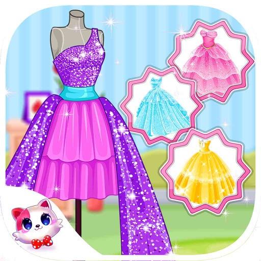 robe de princesse jeux de filles par tong zhu. Black Bedroom Furniture Sets. Home Design Ideas