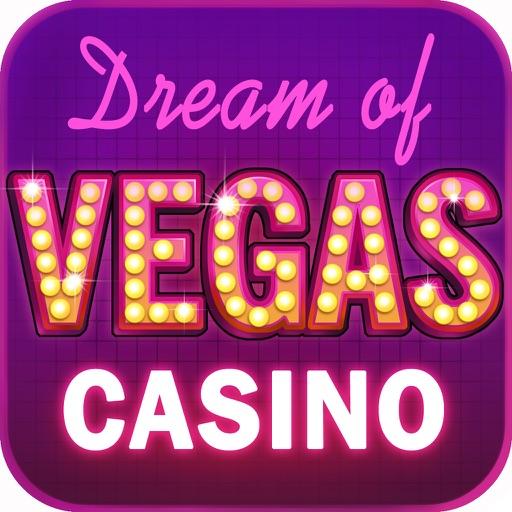 Dream of Vegas Slots Casino - Free Slot Machines Icon