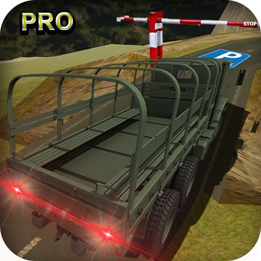 4X4 Military Truck Chase : Auto Driver Pro