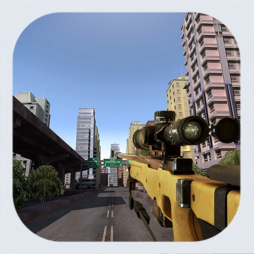 Traffic Sniper : Contract Sniper Killer Assassin iOS App