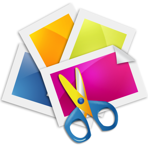 图像处理软件 Picture Collage Maker  for Mac