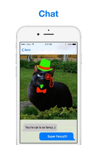 picsCast - Show Photos, Chat and Draw together screenshot 2