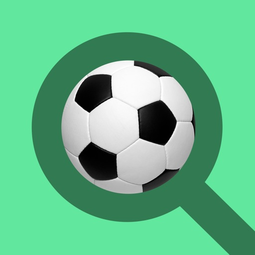 Close up Soccer Quiz - Football Players Trivia iOS App